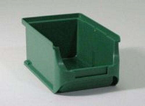 Allit Stapelboxen Lagerboxen Sichtbox Stapelbox Gr.2 versch Farben
