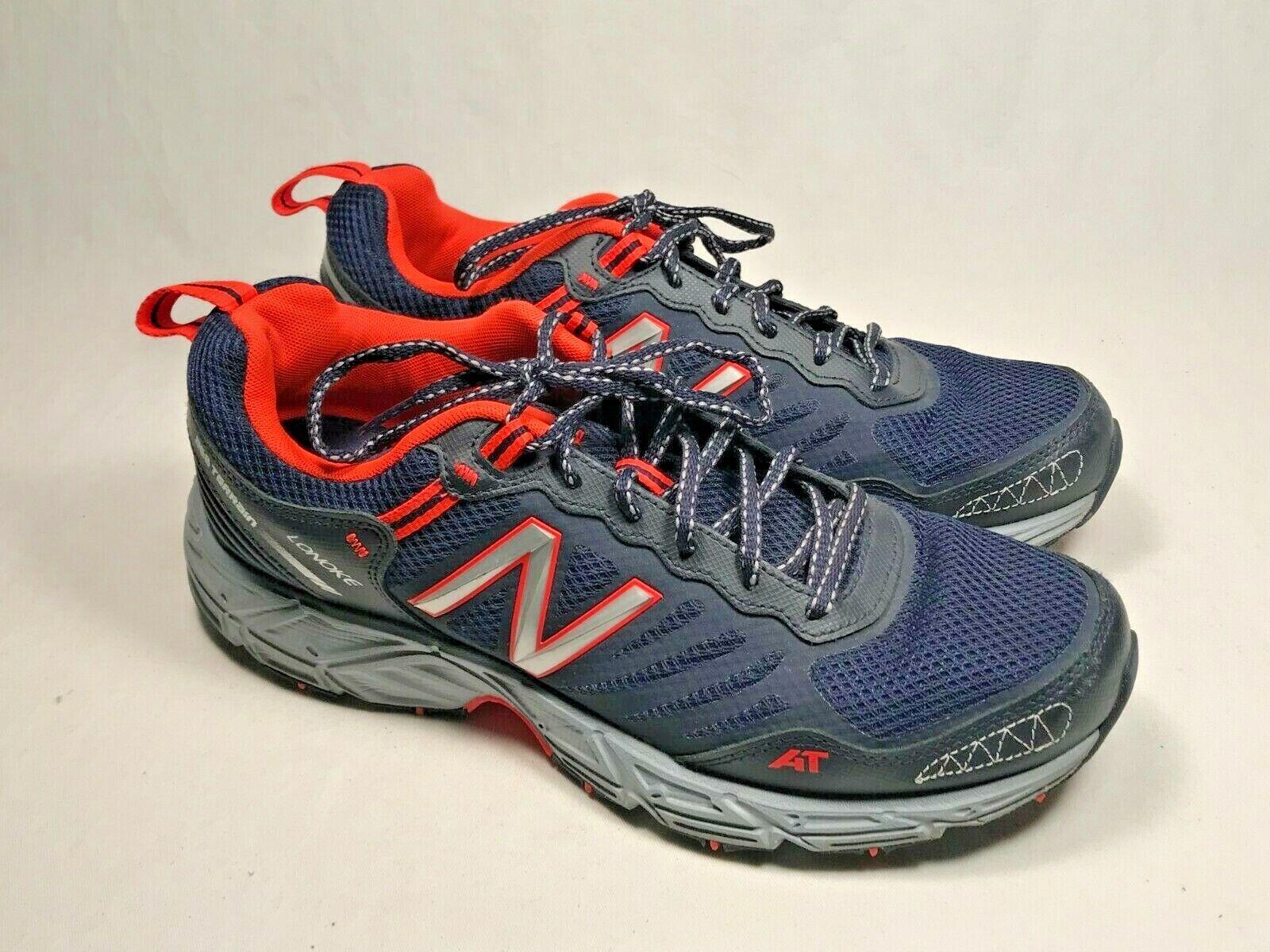 b0c277854cf New Balance Lonoke Terrain Multi-color Running shoes Men 11.5 D Trail All  npviso5714-Athletic Shoes