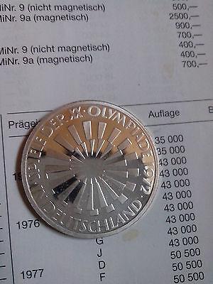 10 DM Olimpiade in PP Sie Wählen motiv und DFGJ - ab 5 stück portofrei