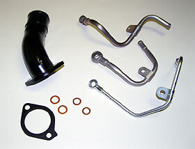 OEM MITSUBISHI EVOLUTION 8 to 9 Turbo Swap Kit EVO