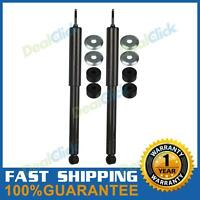 For Fiat 124 1968-1982 Rear Set Shocks Struts Absorber 5770