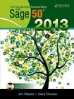 Computerized Accounting with Sage 50 2013 by Gary Chavez, Jim Mazza (Mixed media product, 2013)