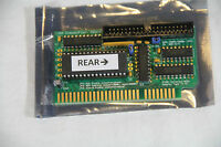Assembled Tested & Working Lo-tech Isa Compactflash Adapter - Ide For 8-bit Pcs
