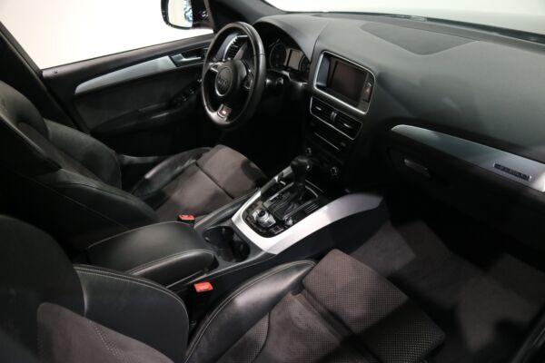 Audi Q5 3,0 TDi 245 quattro S-tr. billede 14
