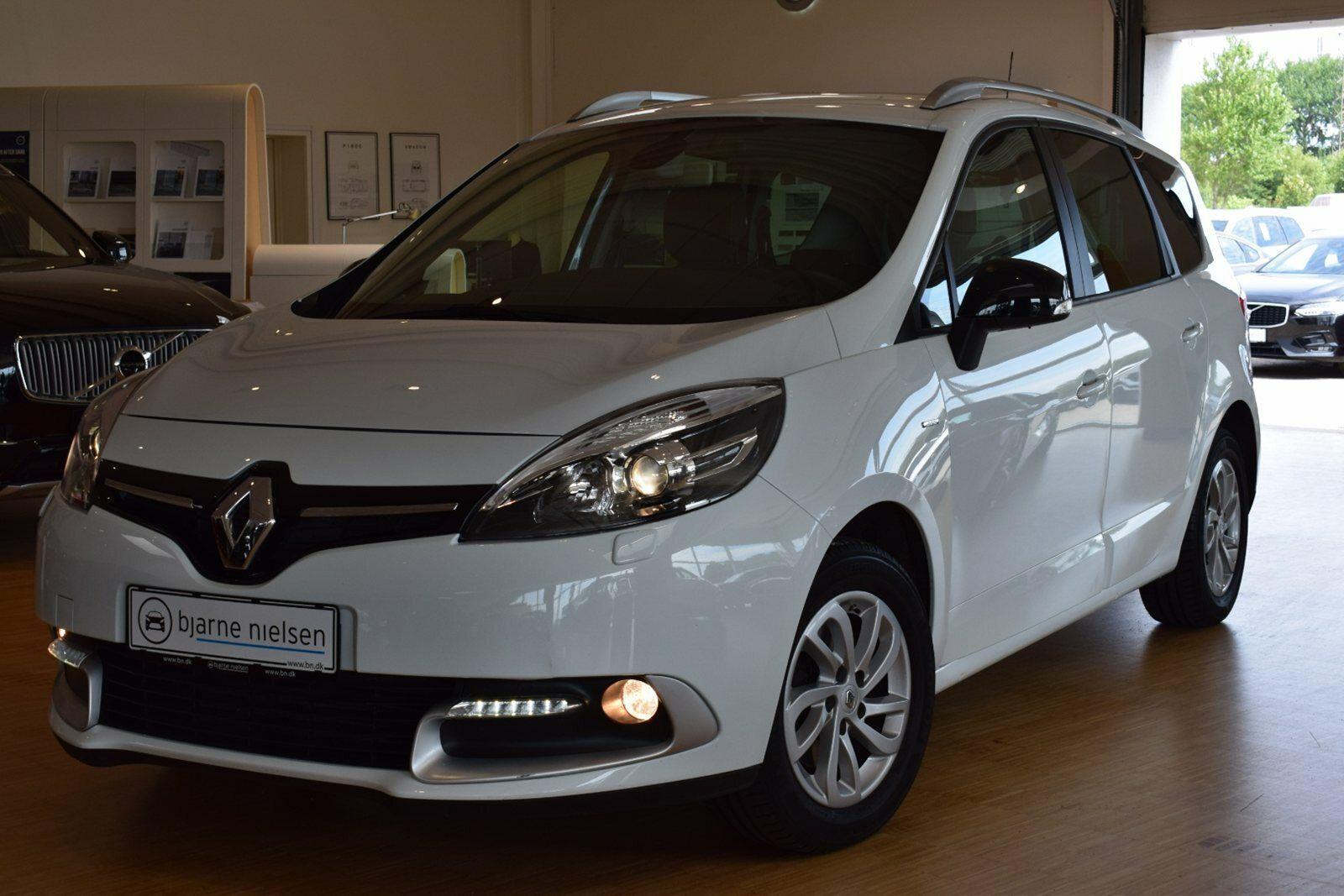 Renault Grand Scenic III Billede 6