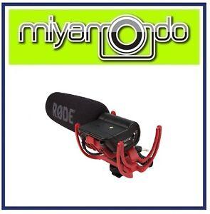 Rode-VideoMic-On-Camera-Mic-Free-Windshield-9V-Battery-PG1-Pistol-Grip