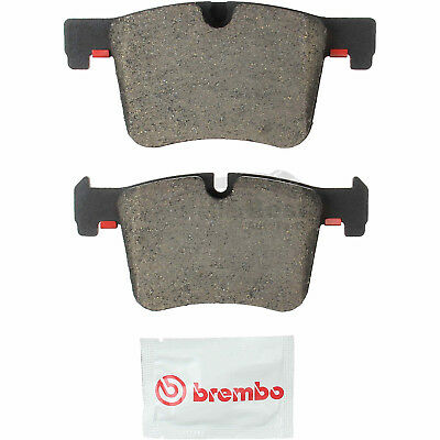 New Brembo Disc Brake Pad Set Front P06081N for BMW