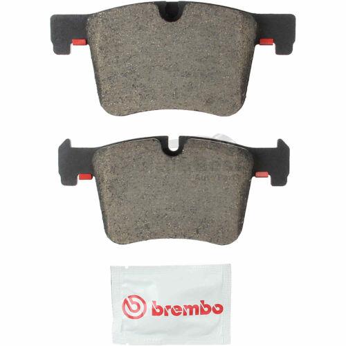 New Brembo Disc Brake Pad Set Front P06075N BMW