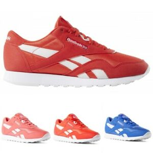 c1a423fc1fa3f Image is loading Reebok-Classic-Nylon-Color-Shoes-Sneakers-CN7446-CN7447-
