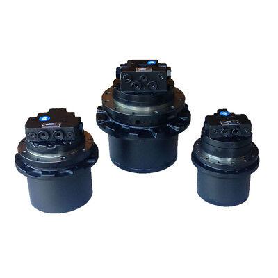 DemüTigen Fahrantrieb Fahrmotor Für Komatsu Pc138 Us-2 Endantrieb Minibagger Bagger Neu Gute WäRmeerhaltung