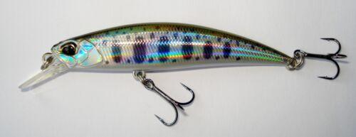 DUO Spearhead RYUKI 70S Japan Wobbler,Angeln Köder,Forelle,Raubfische 24 Farben