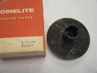Homelite 650, Super 650, 750 Starter Pulley Pn A-70198