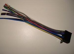 PIONEER-Wire-HARNESS-RADIO-CD-DEH-3300UB-6300UB-7300BT-23UB-pi11