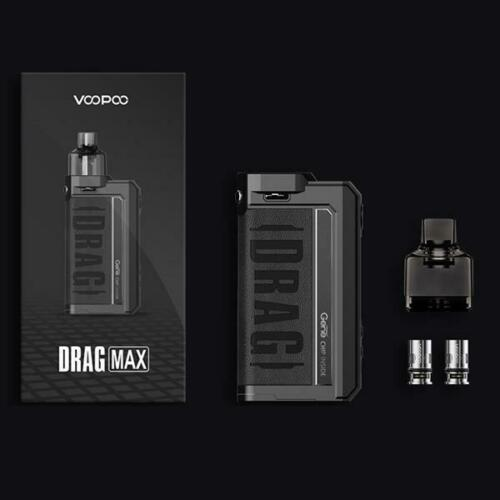 Authentic VOOPOO DRAG Max 177W Kit with PNP Tank Standard Edition  xQoNK dAgC3