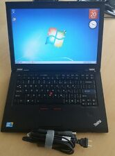 Lenovo thinkpad T410s laptop Core i5  2.40GHz 4GB 120GB WEBCAM window 7 64-bit