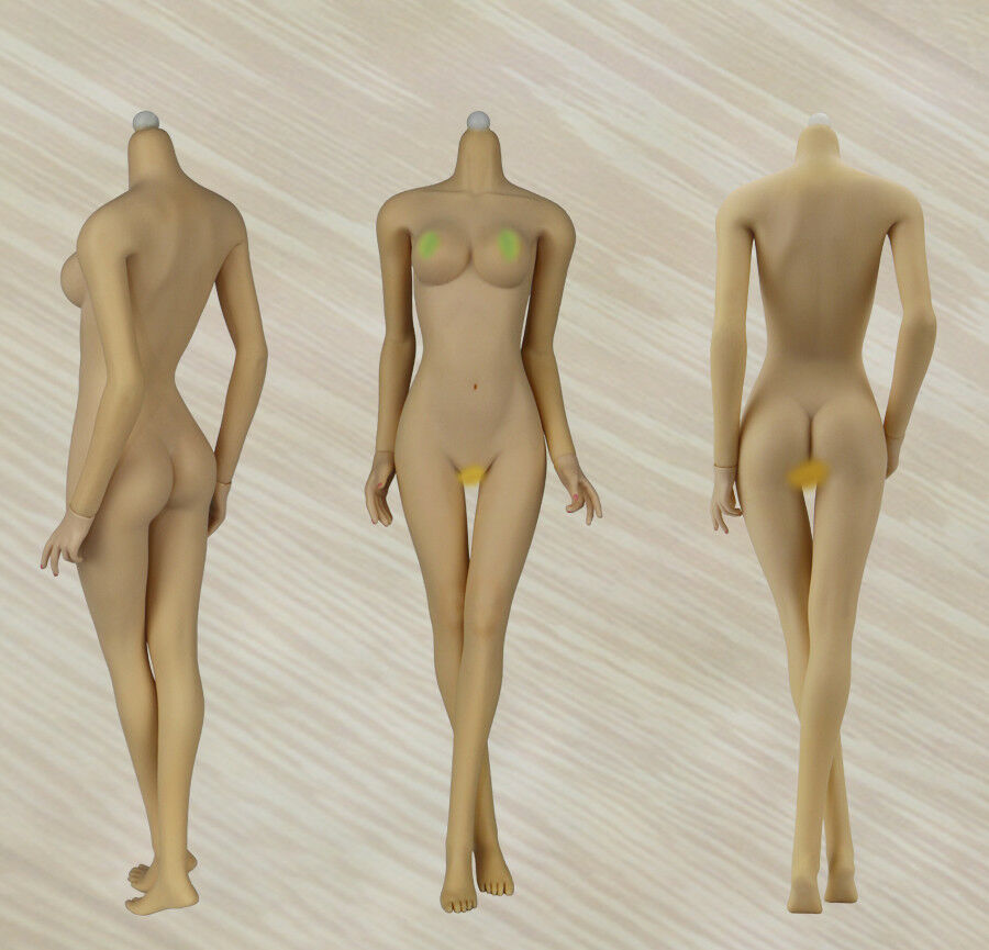 FREE SHIPPING JIAOU DOLL 1 6 Scale Scale Scale Female Body Mid BL  Breast Version 3.0 NoHead a25eaa