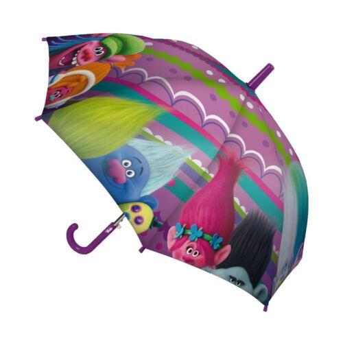 Enfants officiel dreamworks trolls caractère familial parapluie