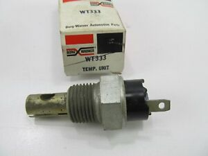 Image Is Loading New Borg Warner Wt333 Engine Coolant Temperature Sensor