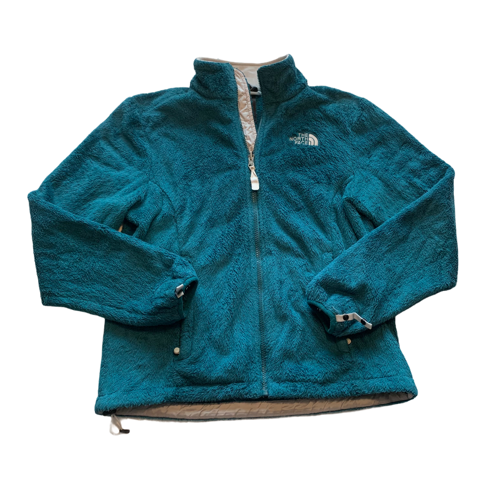 The North Face Jacket Sweater Adult Small Green Jacket Outdoors Womens U201