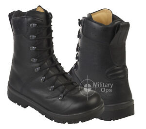 GERMAN-ARMY-PARA-BOOT-GENUINE-MK5-MK6-PARATROOPER-MILITARY-CADET-COMBAT-LEATHER