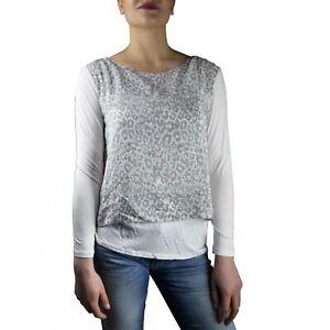 Marella-Fresco-Maglia-T-Shirt-Donna-Col-Rosa-tg-varie-44-OCCASIONE