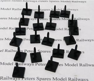 10 Pairs 105917 DCC Supplies Symoba 211 NEM Conversion Sliders Bulk Pack