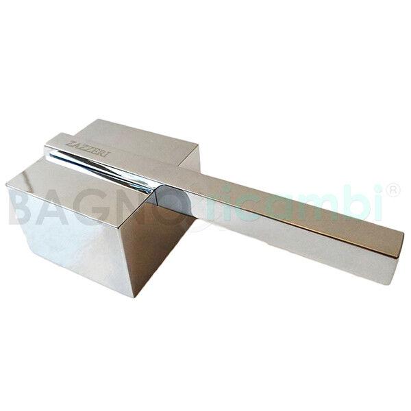 Ricambio maniglia miscelatore lavabo bidet soqquadro  Zazzeri 6700-MA01-A00-CRCR
