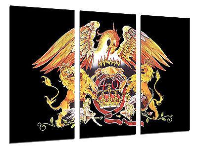 Musica Rock Cuadro Moderno Queen Freddie Mercury 26463 ref Brian May