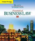 Essentials OF Business Law by Jeffrey F. Beatty and Susan S. Samuelson (2014, Paperback)