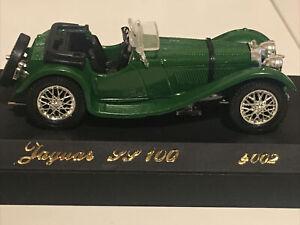 Jaguar SS 100 Age D'or Solido 4002 1:43