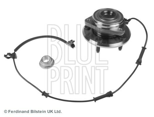 2x Wheel Bearing Kits Front ADA108218 Blue Print Genuine Top Quality Replacement