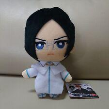Bleach Banpresto Gin Ichimaru Tomonui Plush Doll Mascot Japan Anime 16cm