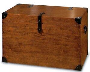 Cassapanca baule arte povera legno biancheria cassapanche for Cassapanche piccole legno
