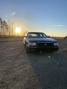 1997 Cadillac Deville encours