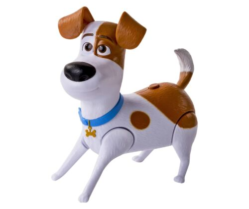 The Secret Life of Pets Max Walking Talking Pets Figure