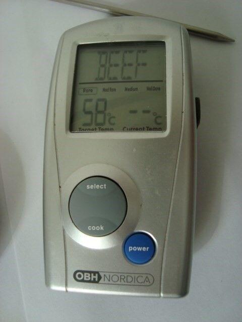 Trådløst stegetermometer WEBER OBH Nordica 4775