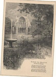 CRONAU Rudolf - HEISTERBACH 1890er Jahre - print - alter Druck - Illustration - Reiskirchen , Deutschland - CRONAU Rudolf - HEISTERBACH 1890er Jahre - print - alter Druck - Illustration - Reiskirchen , Deutschland