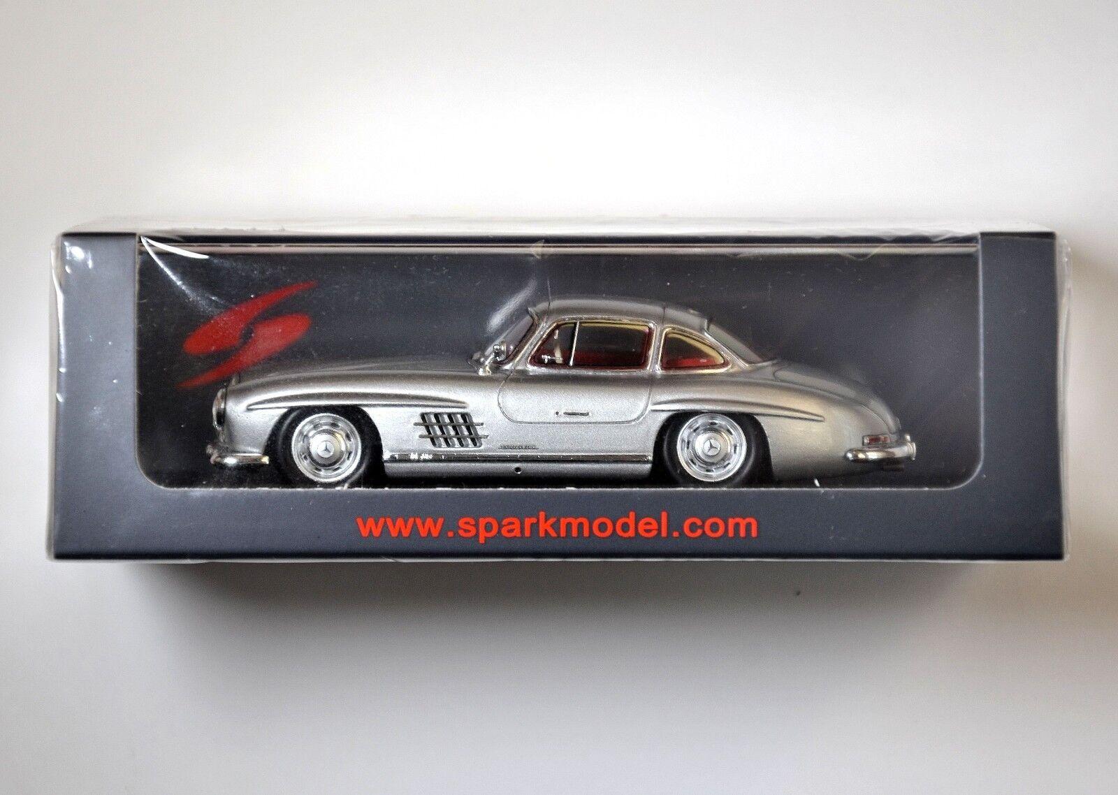 SPARK MERCEDES-BENZ 300SL 1956  S4958 1 43