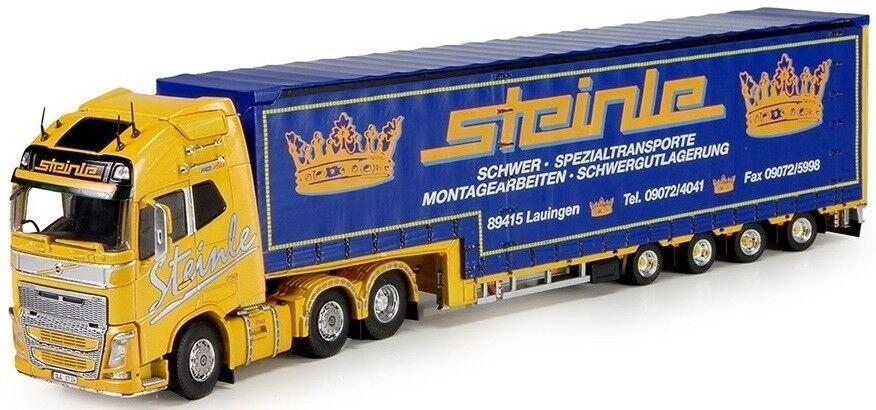 para mayoristas TEK67711 - Camion Camion Camion 6x2 VOLVO FH04 Globetrojoter XL et remorque bachée 4 essieux au  online barato