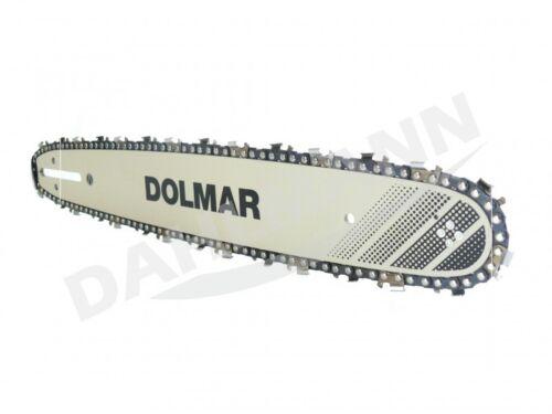 DOLMAR Schwert 38 cm 2 Sägeketten für DOLMAR PS-420