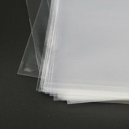 7x22cm Clear Self Adhesive Resealable Cello Cellophane Poly OPP Bags 100-1000PCS