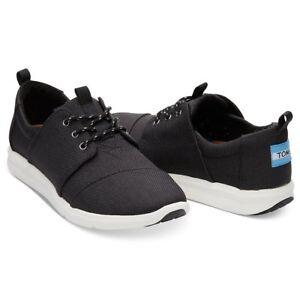 Women's Del Rey Sneaker Black Poly