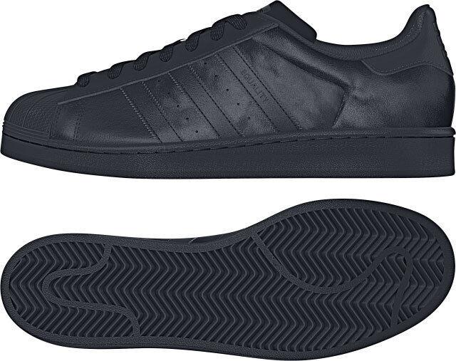 Adidas original súperestrella X pharrell Williams zapatillas deportivas suproColor azul