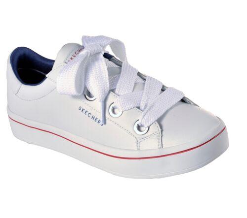 Scatola lites 973 Bianco Donna Skechers Libertà Nuovo In Bianca Hi xnTIzIF