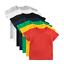 Kinder T-Shirt Shirt für Jungen und Mädchen Gr.92-140 Fruit of the Loom