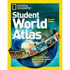 National Geographic Kids Student Atlas of the World by National Geographic Kids (Hardback, 2014)