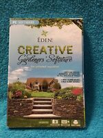 Pc Software: Eden Creative Gardeners' Software (interactive)