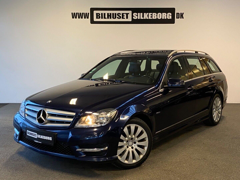Mercedes C350 3,5 Avantgarde aut. BE 4d