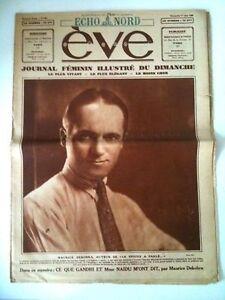 EVE-du-01-06-1930-Maurice-Dekobra-034-Le-sphinx-a-parle-034