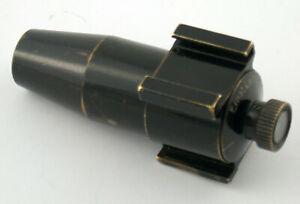 VISOR Leica blackpaint Torpedo view finder Sucher 1931 3,5 5 13,5 cm Leitz 1.Ver